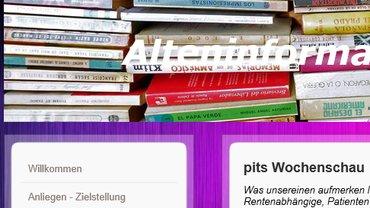 Screenshot (http://www.alteninformant-pit.de)