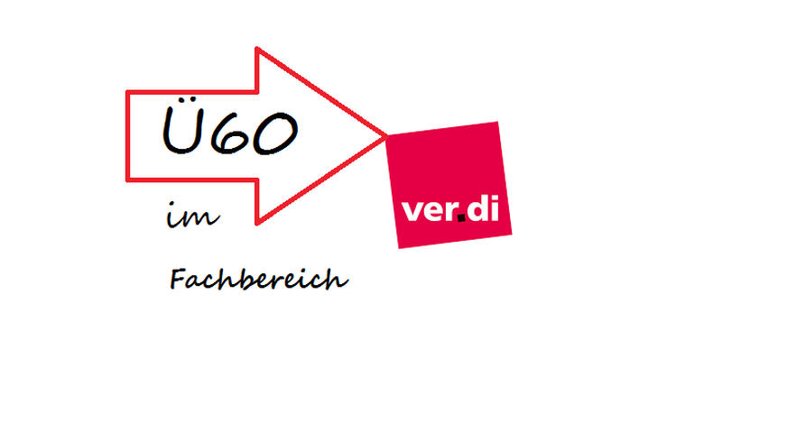 Logo über 60