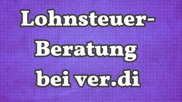 Beratung Lohnsteuer
