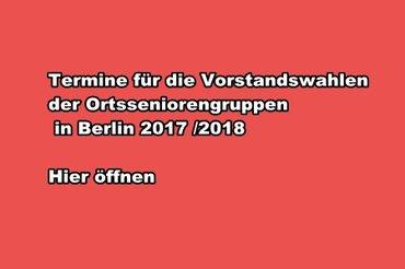 Vorstandswahlen OSG
