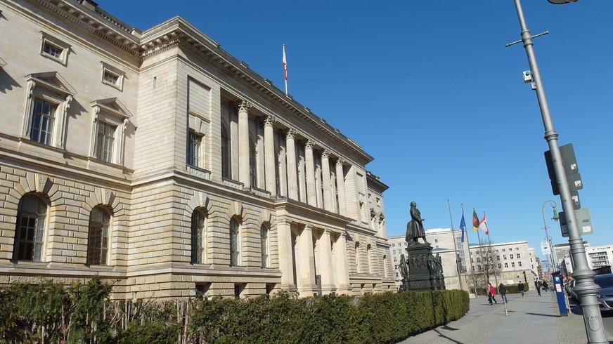 Besuch Abgeordnetenhaus Berlin